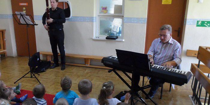 Kolejne muzyczne spotkanie z Filharmonią za Nami!