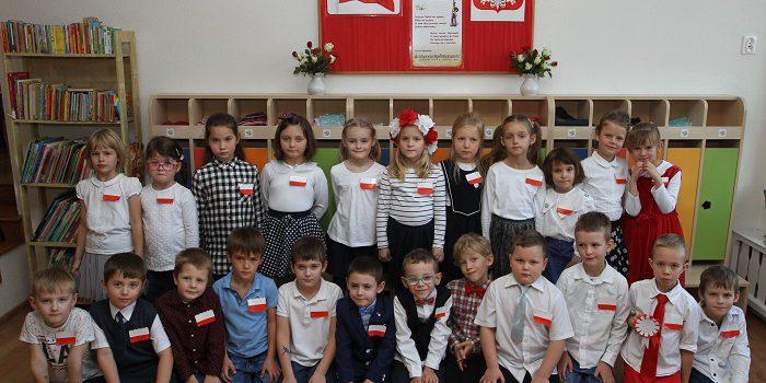 My również uroczyście obchodziliśmy 100. rocznicę Odzyskania Niepodległości przez Polskę!